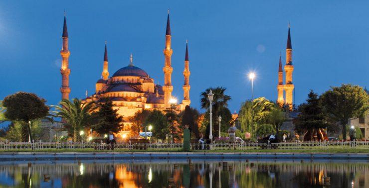circuit en Turquie