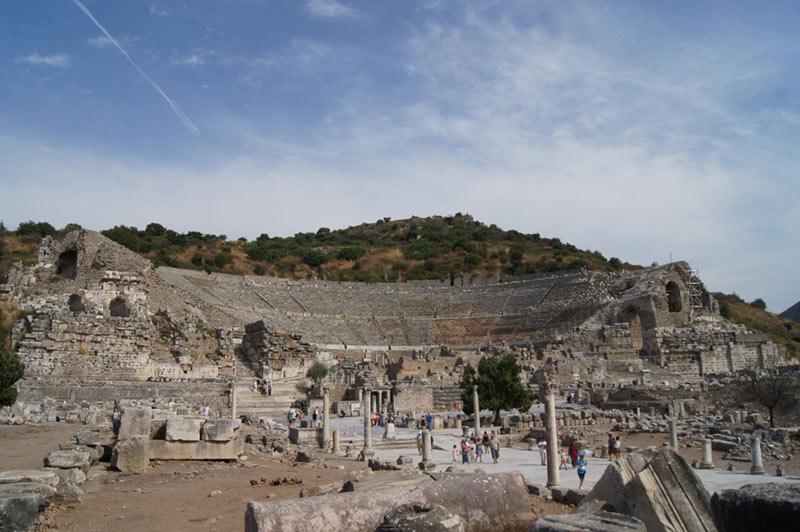 le Theatre d'Ephèse.