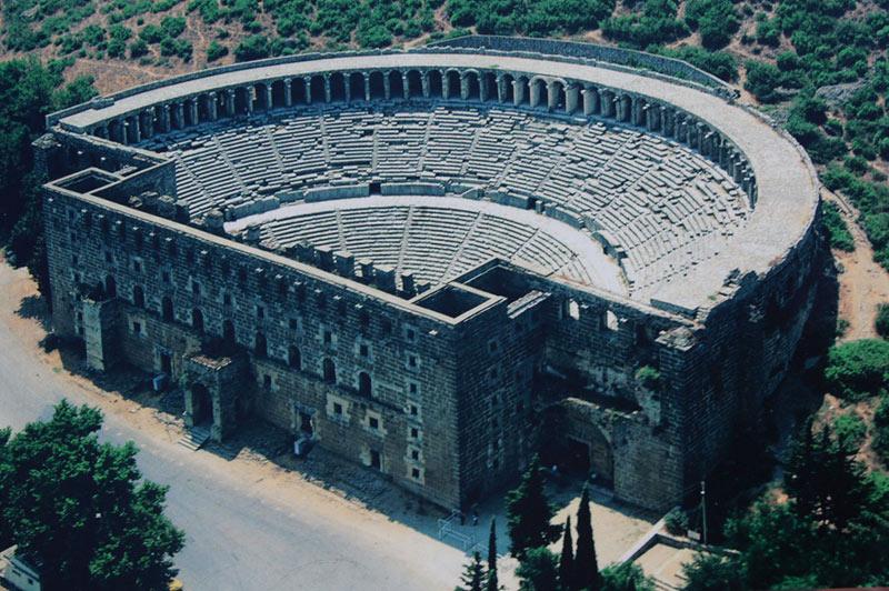 Le Theatre d'Aspendos