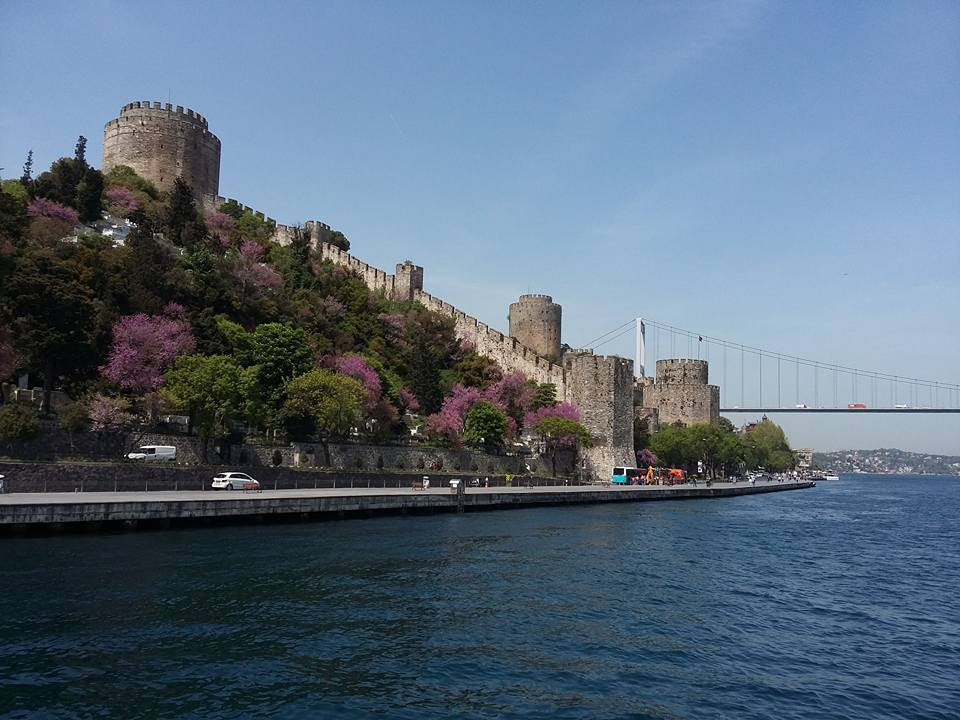 Le Chateau fort de Rumeli de la part de Sarah Hamidi