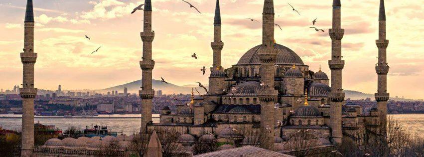 La Mosquée Blue Istanbul