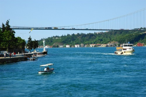 Le Bosphore, Istanbul