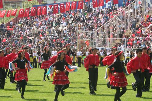 Le Festival Internationale des Enfants d'Istanbul