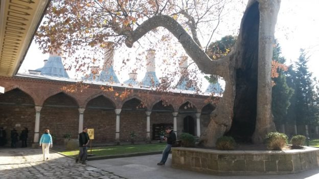 Les Cuisines, le Palais de Topkapi Istanbul