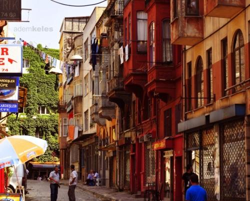 Kumkapi, un quartier à Istanbul