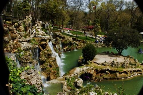 Le Parc d'Emirgan à Istanbul