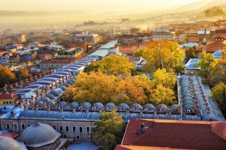 Excursion Istanbul-Bursa