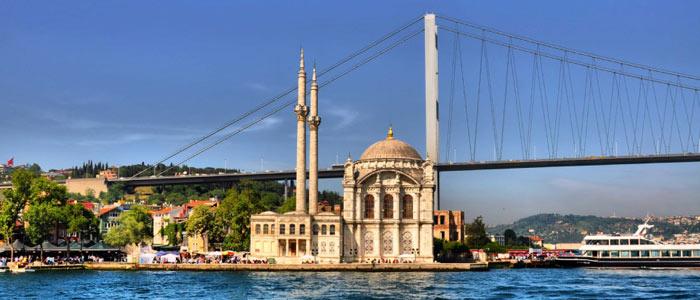 Ortakoy istanbul - excursions demi Journée à istanbul
