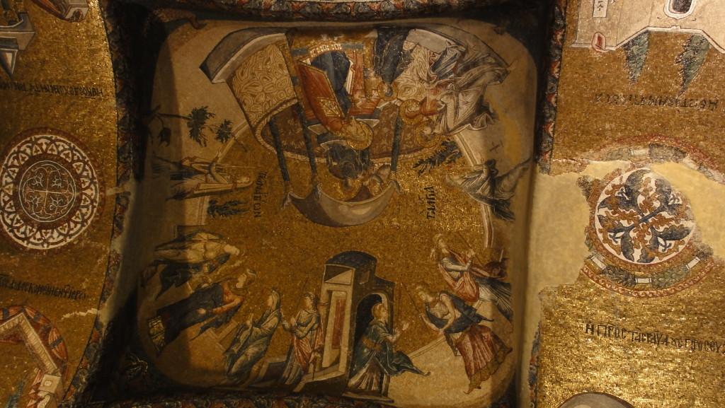 Les 10 Monuments à Visiter à Istanbul, l'Eglise Sainte Sauveur In Chora.