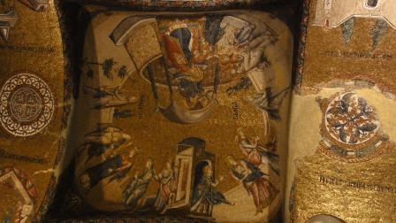 l'?lise Saint Sauveur in Chora Istanbul
