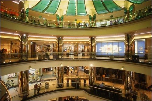 Shopping à Istanbul, Akmerkez
