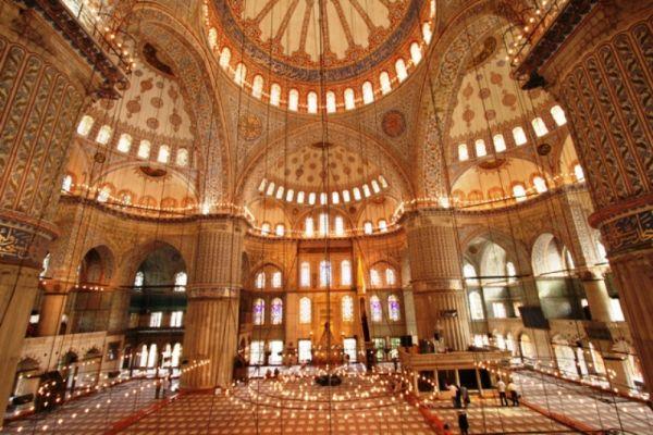 La Mosqu? Bleue Istanbul
