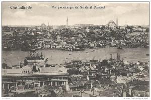 Visiter Istanbul, La Corne d'Or