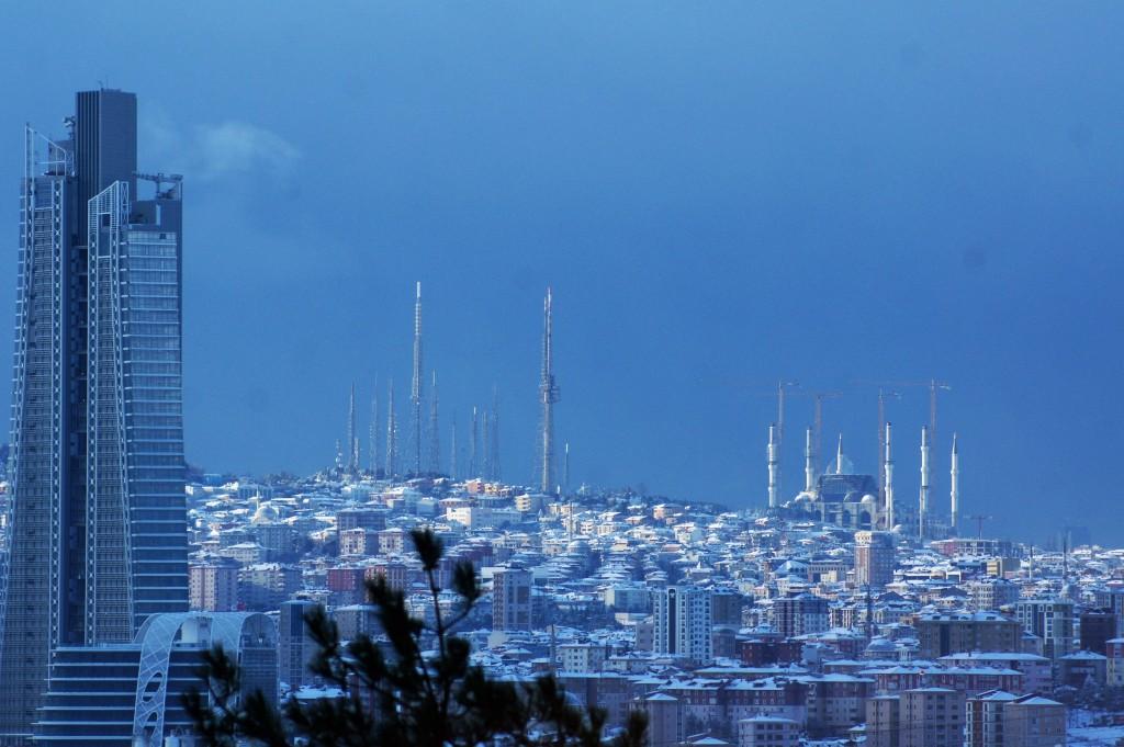 Photos d'Istanbul Camlica