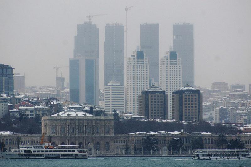 Photos d'Istanbul le Palais de Dolmabahce