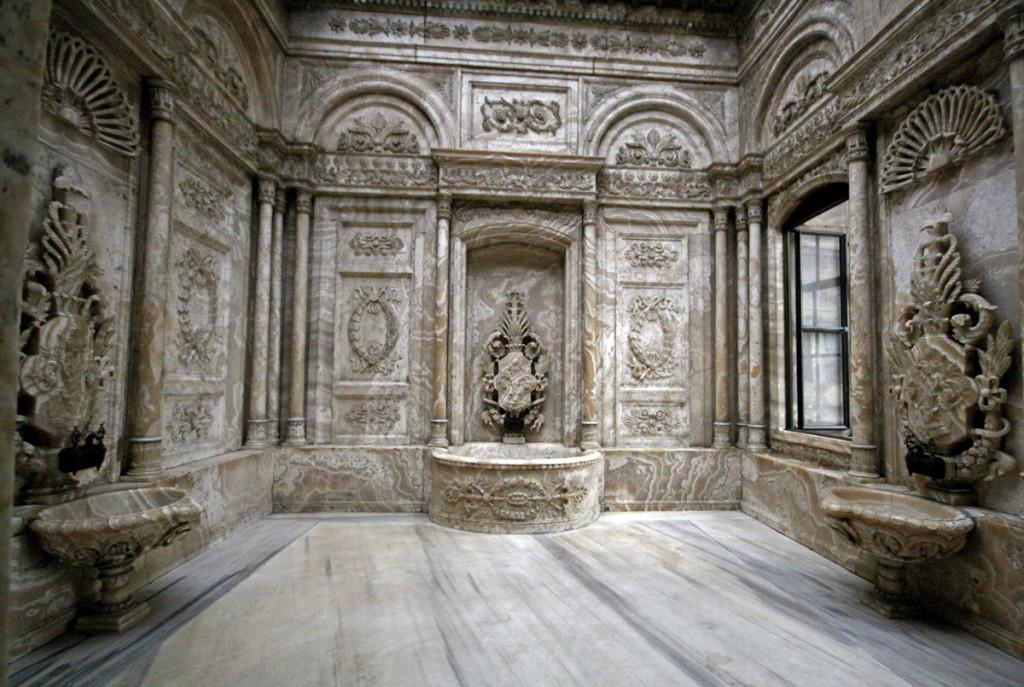 le Palais de Dolmabahce Istanbul