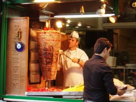 Comment manger un bon Kebap à Istanbul