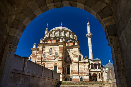 La Mosquée Laleli-Istanbul