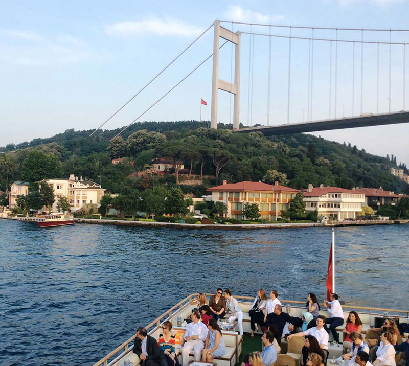 Le Bosphore Istanbul