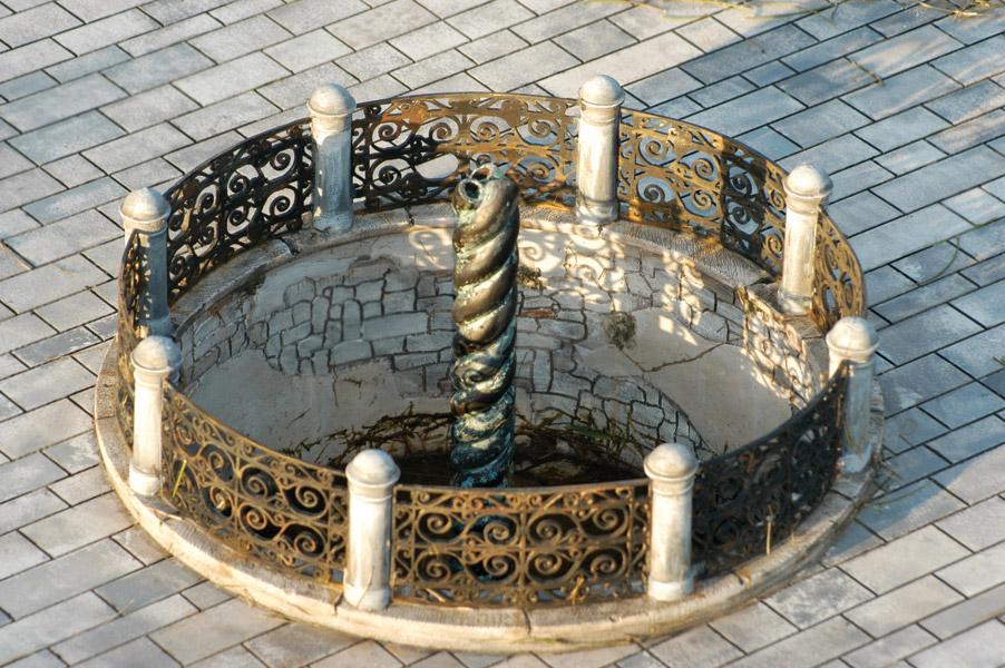 Colonne Serpentine de l'Hippodrome de Constantinople