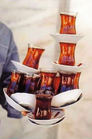 Le Thé Turc Istanbul