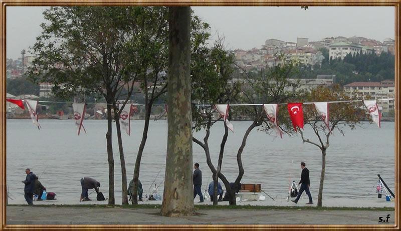 le quartier Balat à Istanbul