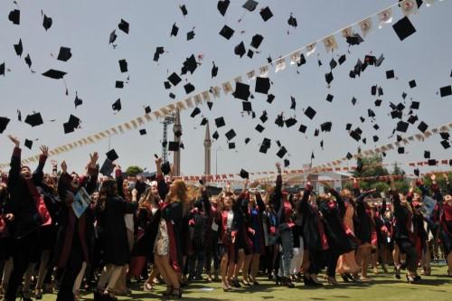 Les étudiantes turques