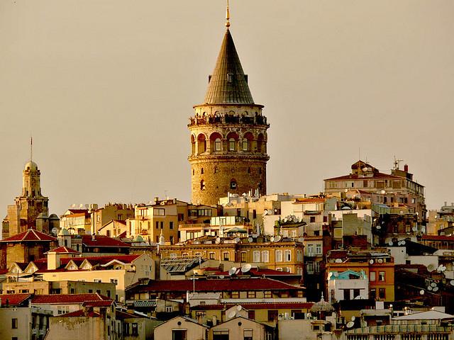 La Tour et le Quartier de Gatata