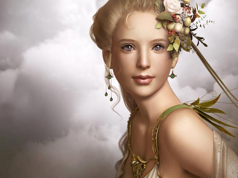 La déesse Héra, le Cheval de Troie