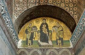 La Basilique Sainte Sophie d'Istanbul