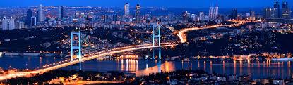 Istanbul le pont du Bosphore