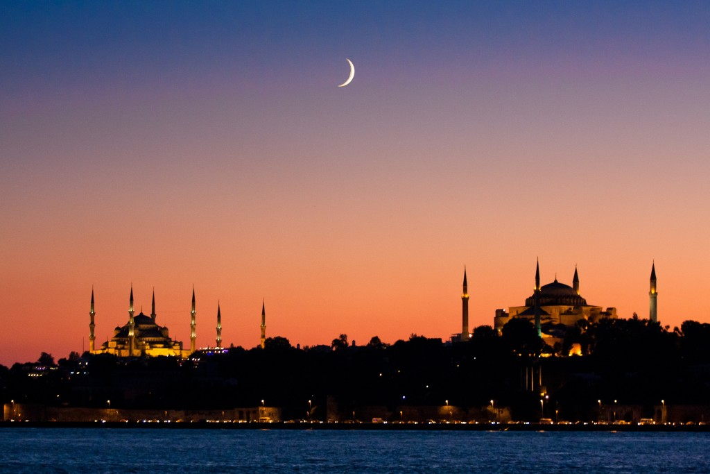 Istanbul-Constantinople