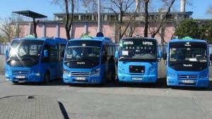 Le Minibus à Istanbul