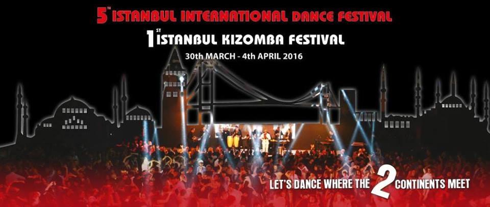 le festival de dance d'Istanbul
