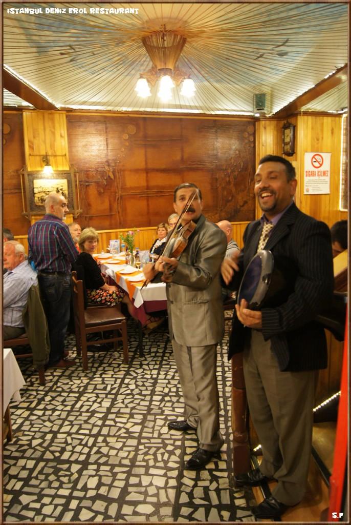 Les gitanes de Kumkai Istanbul