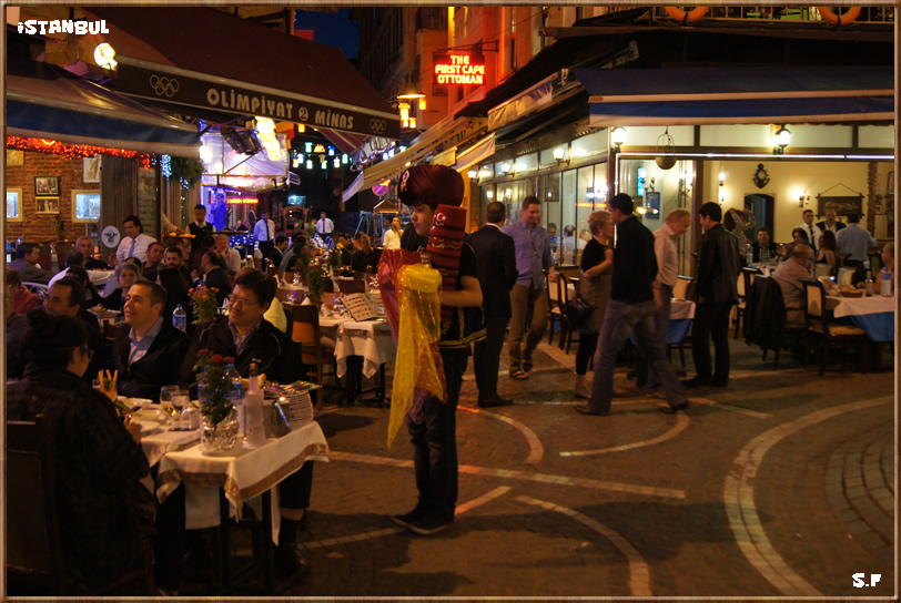 Le quartier de Kumkapı à Istanbul