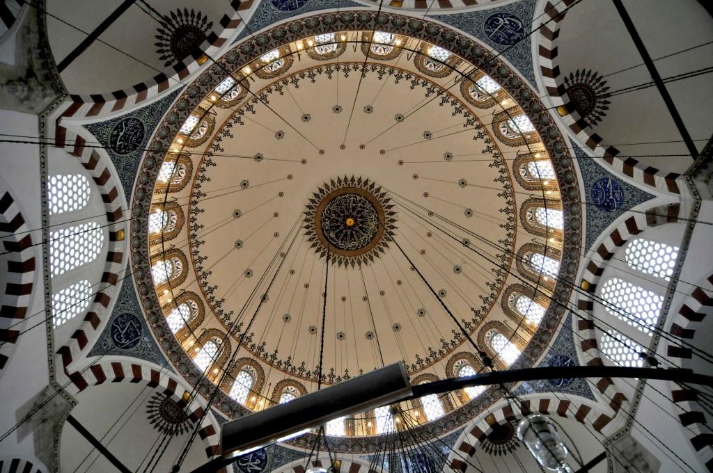 Les 10 Monuments à Visiter à Istanbul, La Mosquée De Rustem Pacha.