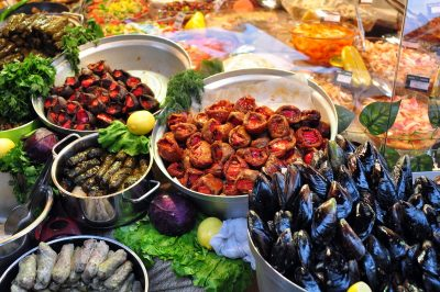 Visite culinaire à Istanbul