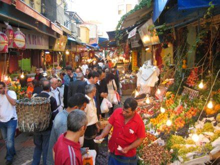Kadıköy, visite culinaire à Istanbu