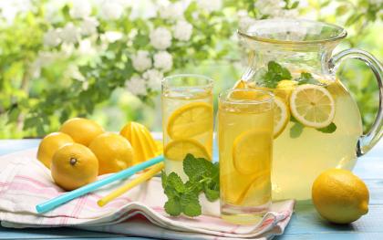 """""""Citronnade Turque"""" jus de citron sucrée"""