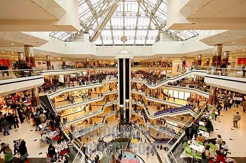 Shopping à Istanbul, le centre commercial Cevahir