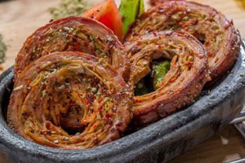 Kokoreç, visite culinaire à Istanbul