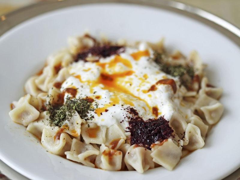 manger turc istanbul manti raviolis turcs