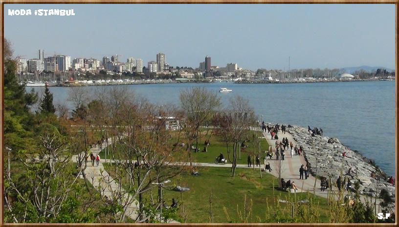 Visite Istanbul, Moda Kadikoy