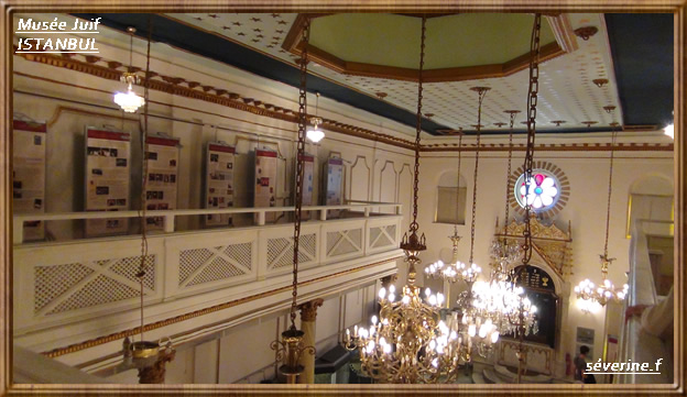 Visiter Istanbul, musée juif à Istanbul