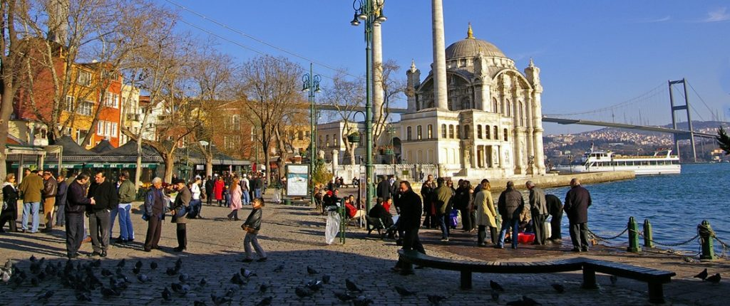 Ortaköy, visite culinaire à Istanbul
