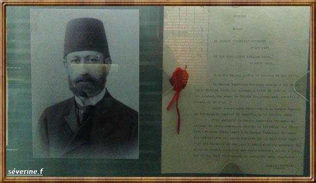 le Musée de SALT à Galata Istanbul