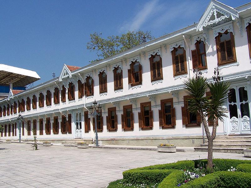 Manufacture de porcelain le palais de yildiz Istanbul