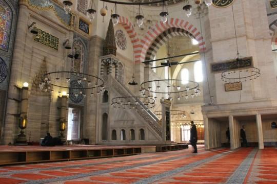 La Mosqu? de Soliman le Magnifique, Istanbul