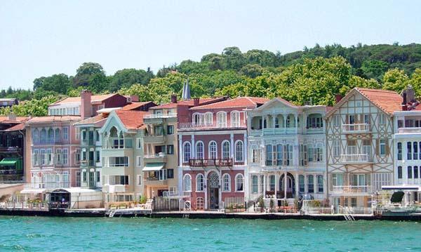 Promenade sur le Bosphore Istanbul